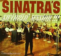 Frank Sinatra: Swingin' Session !!! + Come Swing With Me ! (2 Lps On 1 Cd)