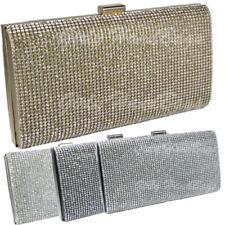 Bolsos y mochilas de mujer color principal plata PVC