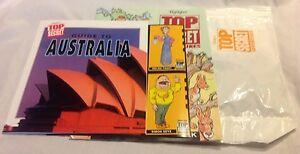Australia Highlights Top Secret Adventures Case # 12455 The Dilemma Down Under