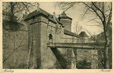 AK/Postcard: NÜRNBERG - Frauentor (~1936)