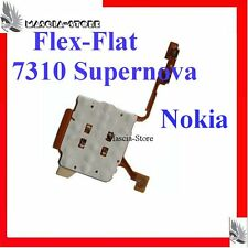 FLAT FLEX per NOKIA 7310 S 7310s SUPERNOVA SOTTOTASTIERA Cable x Display LCD