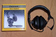 Metal Detector Headphones * Calrad 15-135B