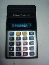 CALCULADORA - CALCULATOR. CANON PALMTRONIC 8 LD84.  COD$*19 -