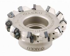 AKKO Planfräser für WSP Typ KORLOY SNMX 1206 D=50mm