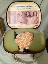 Vintage Hairdryer - Ronson Escort 2000