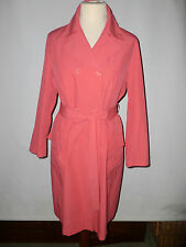 LADIES  DANNIMAC   RAIN COAT    SIZE M == FITS  UK14