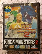 KING OF THE MONSTERS 2 - Jeu Neo Geo AES Original SNK Jap Complet en bon etat