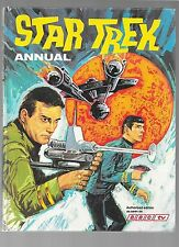 Star Trek Annual 1970 hardcover HC UK 94 pages reprints Gold Key issues