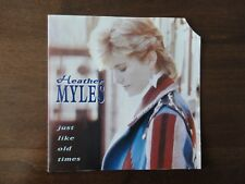 Heather Myles - Just Like Old Times - her very first album