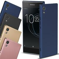 Hard Back Case Cover Sony Xperia XA1 Thin Cover Slim Shockproof Rugged