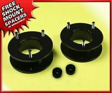 "1.5"" Inch Front Leveling Lift Kit STEEL Spacers For 2004-2020 Ford F150 2WD 4WD"