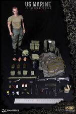 DAM Toys DaMTOYS échelle 1/6 Vietnam Marines américains Tet Offensive 1968 78038 DID BBI