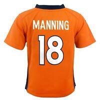 Peyton Manning Denver Broncos Nike Home Orange Infant Game Jersey (12M-24M)