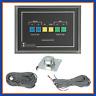 Belmed Dental Oxygen / Nitrous Oxide Wall Alarm Kit for O2/N2O System 3000-W