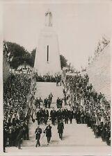 VERDUN c. 1930 -Voyage Présidentiel Monument Anciens Combattants Meuse - PRM 227