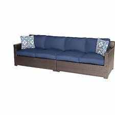 Blue Sofas, Loveseats and Chaises for sale | eBay