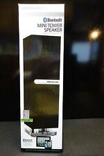 NEW Wireless Bluetooth Mini Tower Speaker w Remote Soundlogic Ipod Ipad MP3