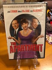 The Apartment (Dvd, 2008, Collectors Edition) Factory Sealed