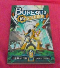 H. J. Harper - Bureau of Mysteries  LOCAL FREEPOST ch sc 1115