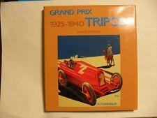 GRAND PRIX TRIPOLI 1925 - 1940 Valerio Moretti 1994 Automobilia Ottimo !