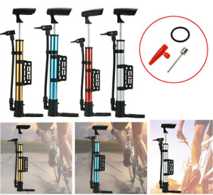 Bicycle Cycling Pump Bike Tyre Inflator Mini Hand Pump Outdoor Cycling Equipment