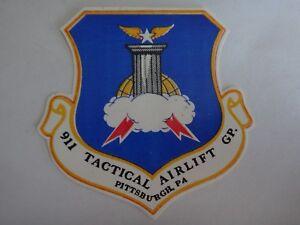 USAF 911th Tactique Transport Aérien Groupe En Pittsburgh, Pa. Autocollant