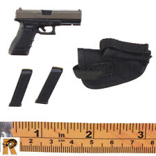 Catch Me Female Assassin - Pistol & Chest Holster #2- 1/6 Scale Very Cool Figure