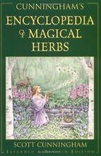 Cunninghams Encyclopedia of Magical Herbs (Llewel