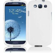 For Samsung Galaxy S III 3 Rubberized HARD Case Snap Phone Cover Rubbe