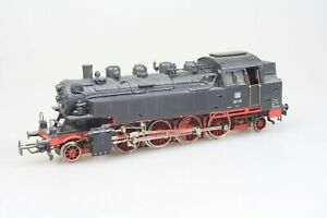 Märklin 3096 Steam Br. 86 DB IN H0 IN Replacement Packaging Function Tested