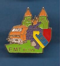 Pin's pin E.M.T DIJON SNCF ( ref 021 )