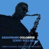 Sonny Rollins - Saxophone Colossus  Work Time  Sonny Rollins [CD]