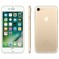 Apple iPhone 7 32GB Gold 🍎 Factory GSM Unlocked (AT&T / T-Mobile) - Smartphone