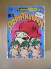 EUREKA Pocket n°24 1975 ed. Corno Heil Sturmtruppen 1° ed. [G355]