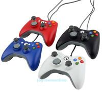 Wired USB Game Pad Joypad Controller for MICROSOFT Xbox 360 Slim & PC