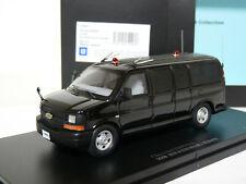 RAI's H7430817 1/43 2008 Chevrolet Express VIP Guard Police Resin Model Car