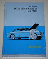 Praxishandbuch + Reparaturanleitung Volvo Amazon 121 122 123 + P1800 S / ES