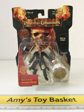 Pirates of the Caribbean Will Turner Action Figure & 3D Coin Disney Zizzle Toys
