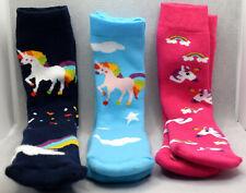 3 Paar ABS Kinder - Socken Einhorn SOCKS4FUN