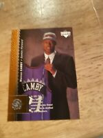 1996-97 Upper Deck Toronto Raptors Basketball Card #118 Marcus Camby Rookie