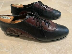 Men's New Argentine  Tango shoes Size 9.5 U.S. Made in Argentina