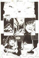 Titans #43 p.19 - Beat up Titans - 2002 art by Barry Kitson & James Pascoe