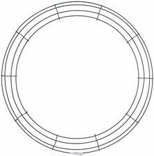 """Wire Wreath Frame-24"""" -36008"""