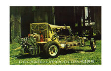 New Hot Rod Poster 11x17 Barris Kustom City Bed Buggy Car