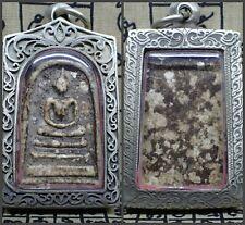 Buddha Phra Somdej Toh Rakhang ,Phim Yai Old Magic Pendant Rare #LP22