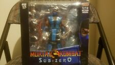 Storm Collectibles Mortal Kombat 3 Sub Zero SEALED spawn mcfarlane AUTHENTIC