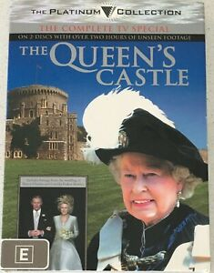 THE QUEEN'S CASTLE Complete TV Special Platinum Collection DVD Region 4 PAL