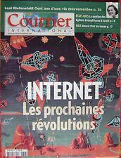 Courrier International   N°616   22 Aout 2002 : Internet les prochaines revoluti