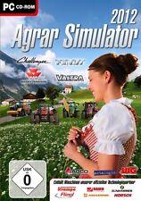 Agrar Simulator 2012 - Simulation NEU/OVP - WIN XP / VISTA / 7 Landwirtschaft