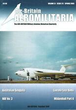 AIR-BRITAIN AEROMILITARIA 121 RAF HP VICTOR_RAF MILDENHALL_RAAF SEAGULL & WALRUS